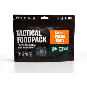 Tactical Foodpack Freeze Dried Måltid 100 g, Sweet Potato Curry